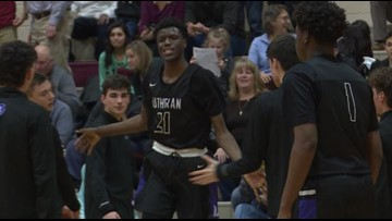 Extended Highlights: No. 4 Lutheran rolls over No. 5 Faith Christian