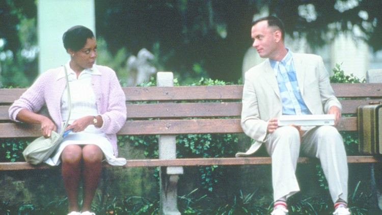 'Forrest Gump' returns to theaters for 25th anniversary