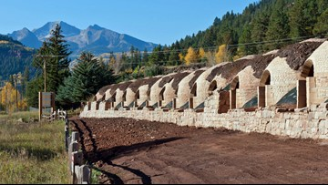 You can spend the night in a 117-year-old castle in this tiny Colorado mountain town