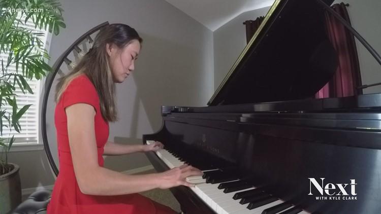 WATCH: Colorado teenager is already a piano prodigy