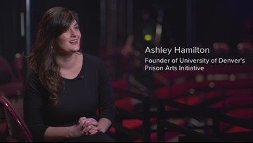 Interview with the founder of the DU Prison Arts Initiative