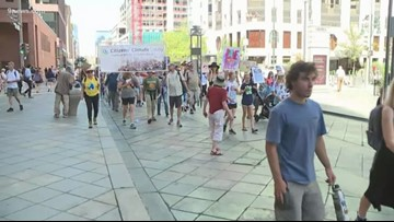 Rallies across the world demand climate change action