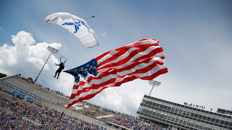 Stony Brook Air Force Football Falcon stadium afa falcons football air force