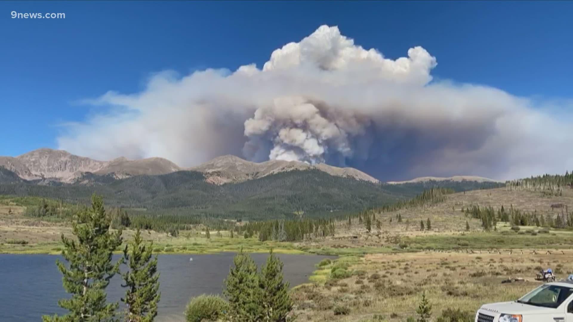 cameron peak fire - photo #50