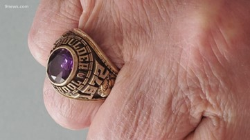Class ring returned to its owner after 48 years