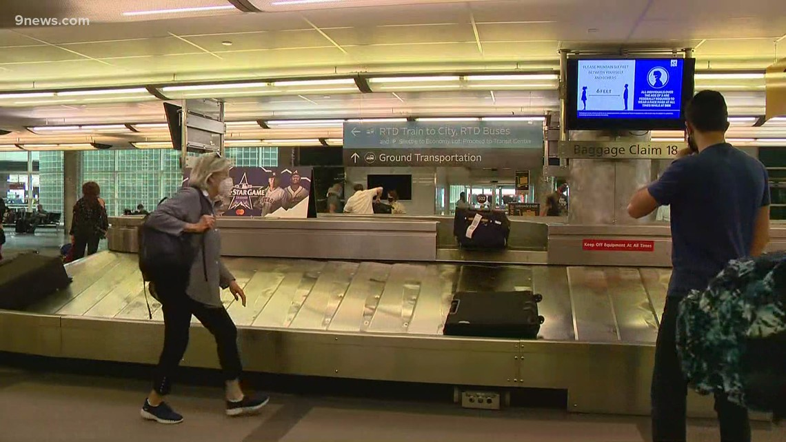 Power outage causes flight delays at DIA Wednesday