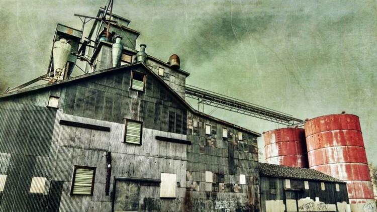 Historic Arthur Grain Mill 5 years ago