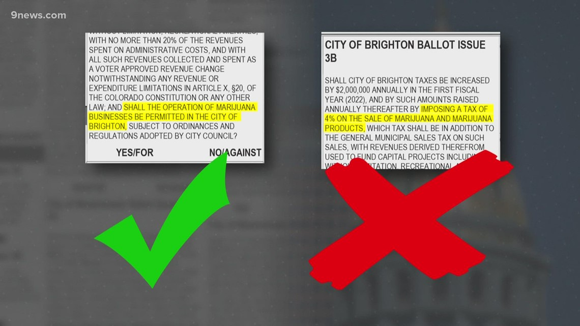 Why did this ballot question bury the lede? Because of Colorado law