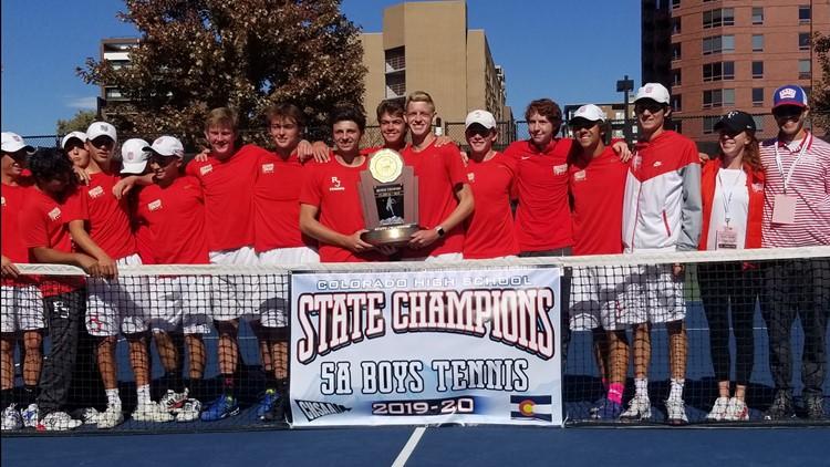 Regis Jesuit wins 5A boys tennis state championship