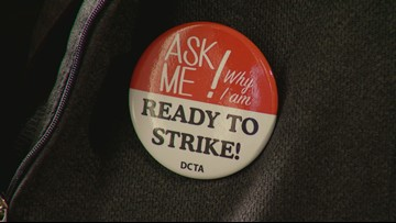 Teachers union: DPS strike 'highly unlikely' to begin Monday as state gets involved