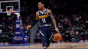 The underdog from Flint: Nuggets' Monte Morris reflects on journey to NBA