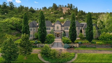 This Colorado chateau south of Denver is about to hit the market for $8.5M