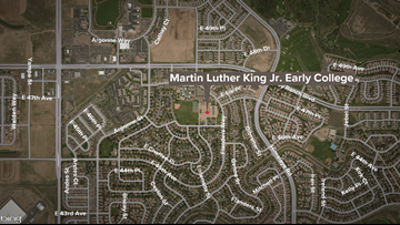 Student shot near Martin Luther King Jr. Early College