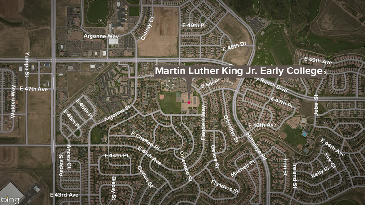 Shooting near Martin Luther King Jr. Early College prompts lockout