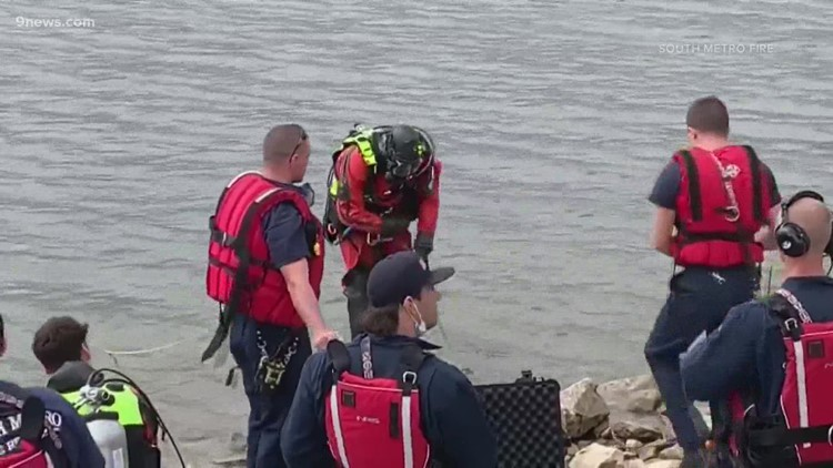 Search crews recovered the body of a man who disappeared at Cherry Creek Resevoir