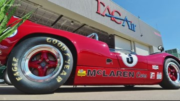 Check out cool cars and planes this weekend while helping kids with cancer