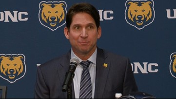 Ed McCaffrey confident he can win as new coach at Northern Colorado