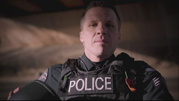 Arvada Police Department featured in Super Bowl commercial