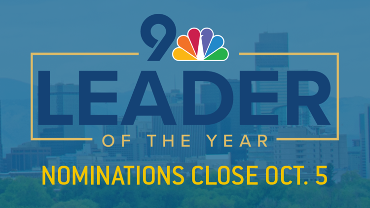 Nominations are open for 9NEWS Leader of the Year