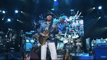 Santana headlining Pepsi Center in July with the Doobie Brothers