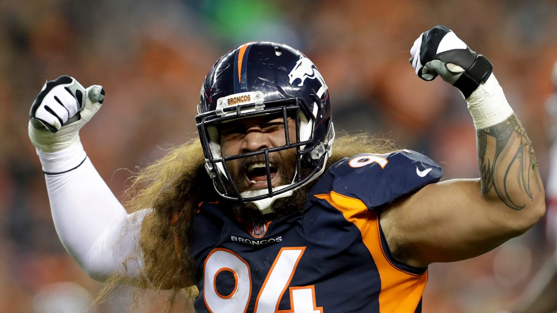 Domata Peko to become a free agent as Broncos seek his replacement