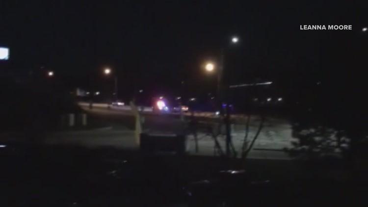 Stolen Englewood police car crashes in Denver after multi-city pursuit