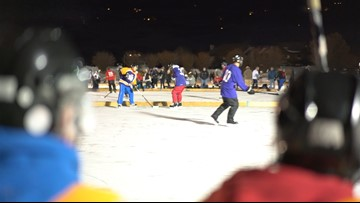 Sights and sounds: Pabst Pond Hockey Tournament 2019