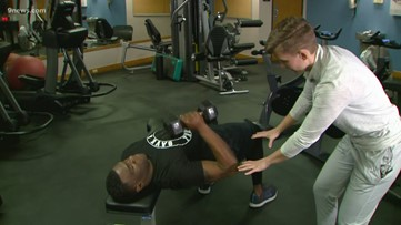 Workout Wednesday: Upper body strength training with extra core