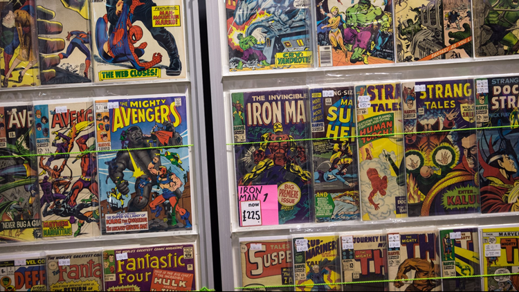 Saturday is Free Comic Book Day