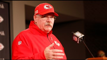 "Chiefs coach Reid on Drew Lock: ""This is good for the National Football League"""