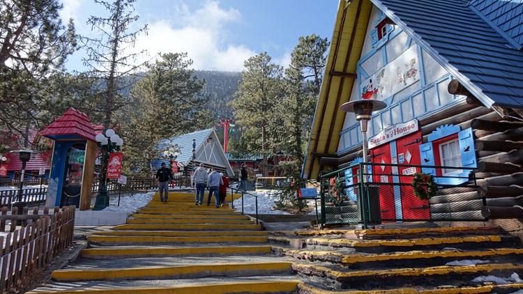North Pole, Colorado santa's workshop