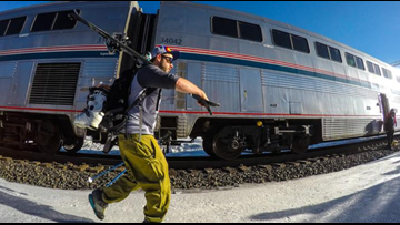 Winter Park ski train begins service to the slopes this weekend