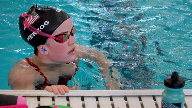 Colorado Paralympian takes bronze in 100-meter Breaststroke