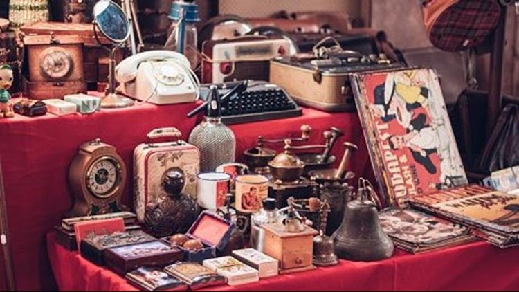 antiques thinkstock