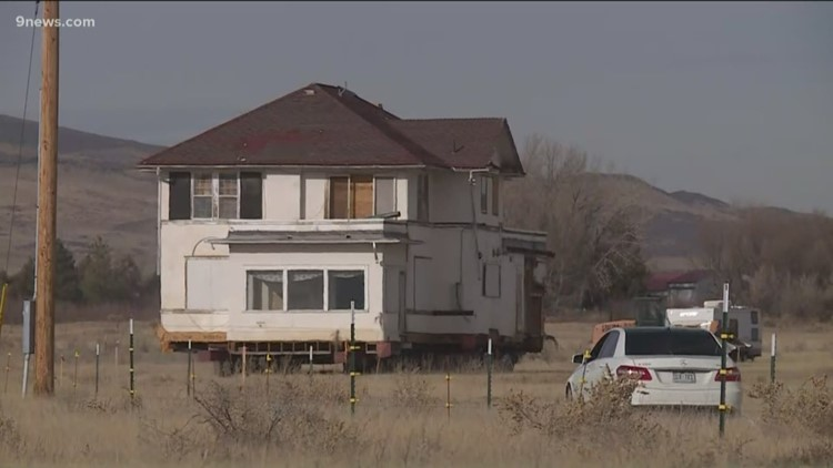 Woman relocates home in Fort Collins to avoid demolition
