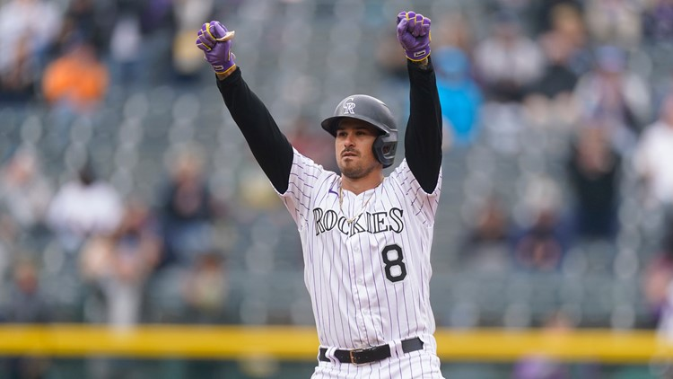Rockies third baseman Josh Fuentes named NL Player of the Week