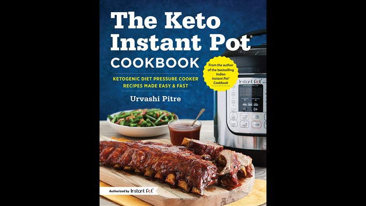 "Home cook and author of ""The Keto Instant Pot Cookbook,"" Urvashi Pitre lost 80 pounds after gastric sleeve surgery and a strong commitment to keto."