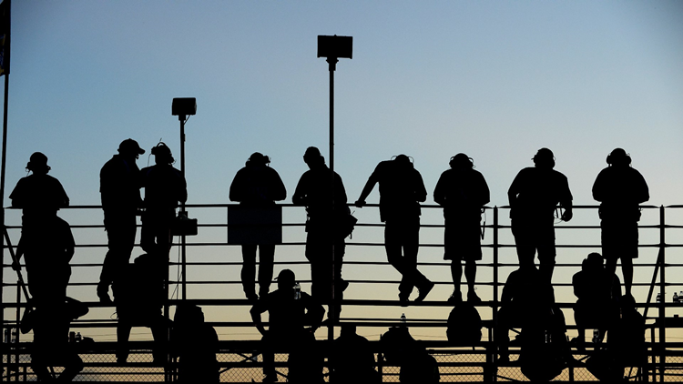 Colorado National Speedway    spotters
