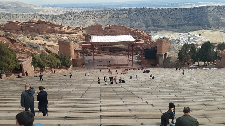 Red Rocks seeking permission to host reduced crowds this year