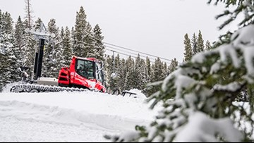 Winter Park marks earliest opening ever