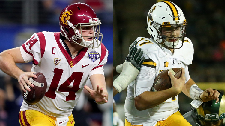 Quarterbacks should fly off the board quickly, with demand once again seemingly outweighing supply. How exactly the dominoes fall at that position could set the rest of the first round into motion.
