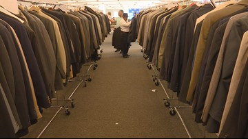 Suits for soldiers set them up for success