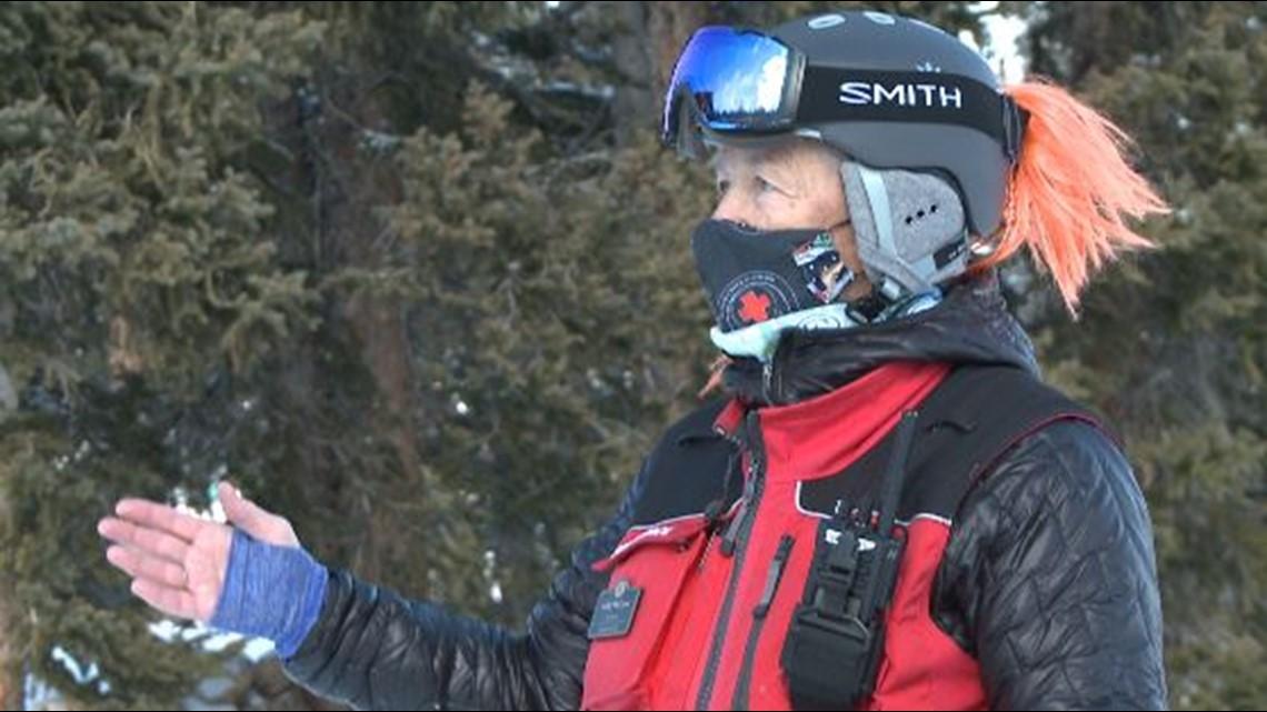 Beaver Creek's McCord leads charge of female ski patrollers