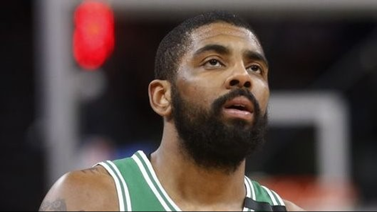 Kyrie Irving will reportedly miss remainder of season, playoffs