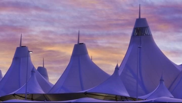 The $650 million renovation project at DIA could face a 10-month delay