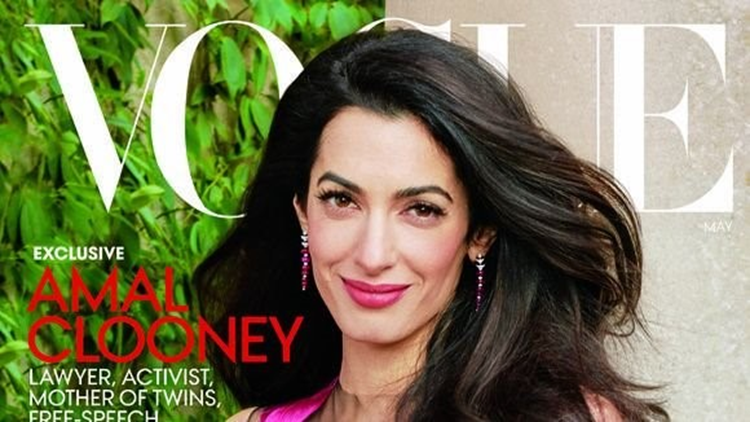 Amal Clooney reveals twins' first words, hilarious way George courted her