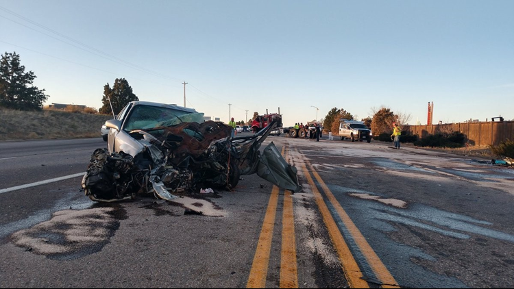 18-year-old seriously injured after wreck with semi truck