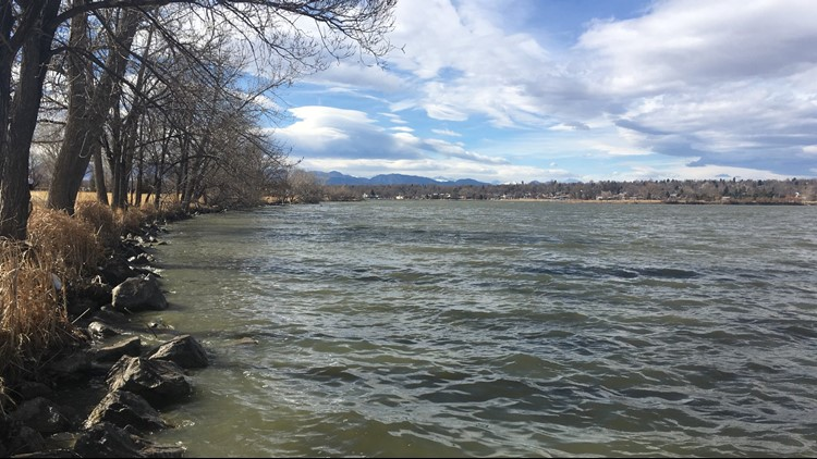 Sloan's Lake is closed because of a bacteria that could be toxic to pets