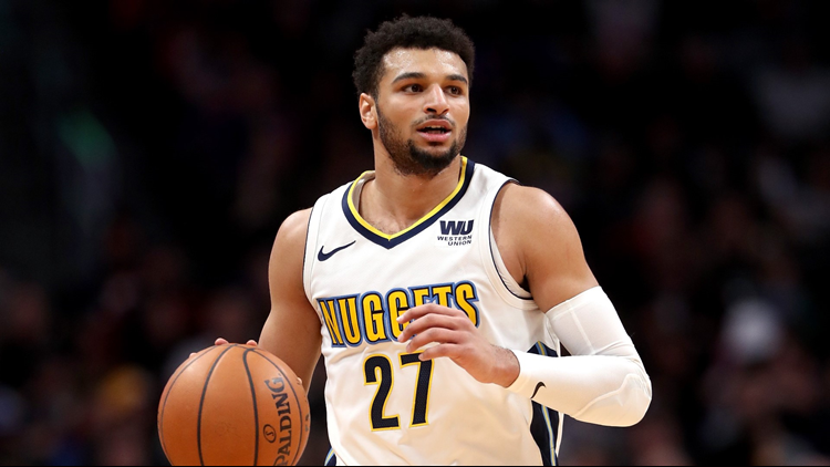 Minnesota Timberwolves host the Denver Nuggets with the winner advancing to the playoffs.