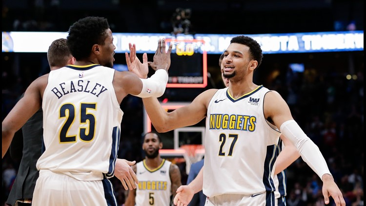 Denver Nuggets at Minnesota Timberwolves - Winner Take All